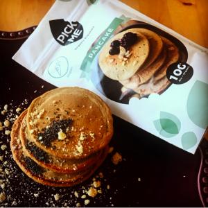 Embalagem - Mix Pancake 100%Bio e Vegan